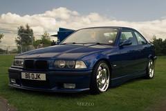 Clean e36 (NeilllP) Tags: blue classic festival bmw works motor bavarian stance avus bmwcc e36 gaydon werks bmwccgb