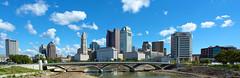 Columbus, Ohio (mrbrkly) Tags: columbus ohio skyline buildings capital oh