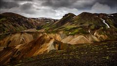 [ ... vondugil ] (D-P Photography) Tags: mountains color clouds canon landscape island iceland highlands colorful nd drama landschaft landmannalaugar ndgrad leefilters dpphotography vondugil