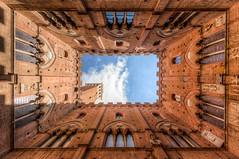 Torre Mangia (80D-Ray) Tags: vakantie siena italië 2014 torremangia