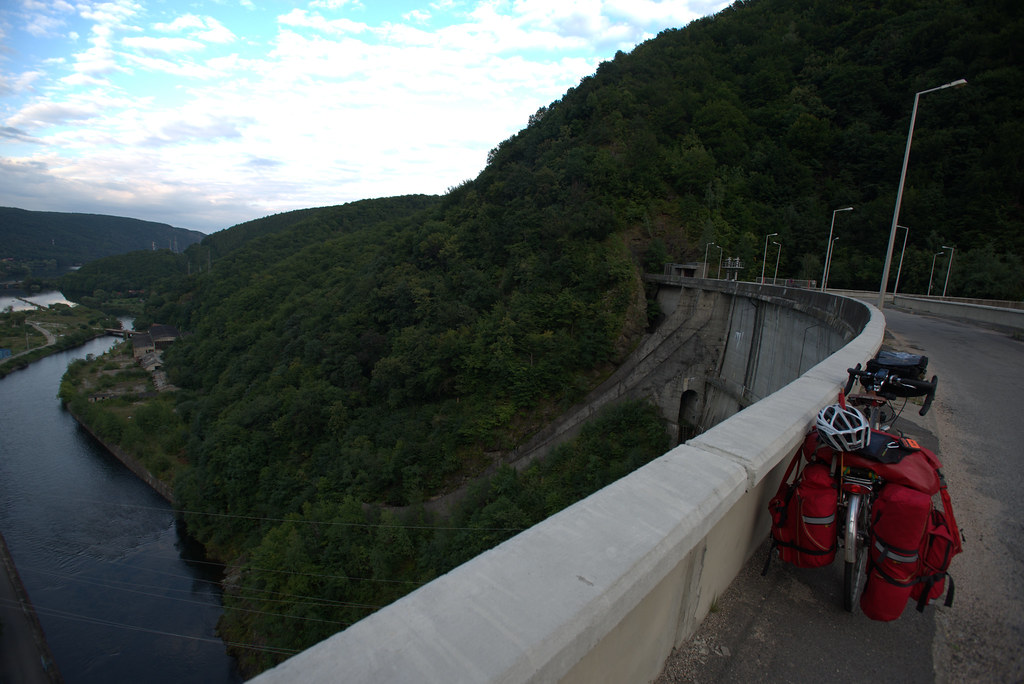 One dam good view