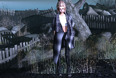 Apocalipsis (Cottonmouth Pearl ---Blogger In ♥ with SL--) Tags: fashion avatar coco secondlife uber emery cottonmouth truthhair ryvolter fashionablesdesl