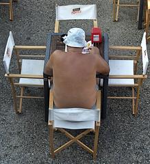 square (art crimes) Tags: sea people italy sun beach liguria genoa genova sunbathing italie sunbathers frying sunworship genovaquattromille
