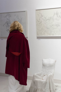 White and Emptiness at Unit 24 - Private View
