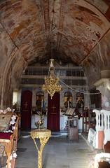 Monastery of Osia Theoktisti-inside (kutruvis nick) Tags: church religious island greek nikon icons religion paintings ikaria hellas holy greece inside nik orthodox pigi d5100 kutruvis monasterytheoktisti