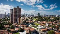 my city (Helvio Silva) Tags: city morning cidade sky brasil architecture joopessoa nuvens ceu bairro paraiba manh citiscape helvio bairrodosestados brasilemimagens tomadaalta