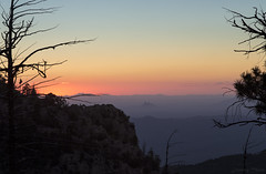 Mt. Lemmon - Tucson, AZ (ThiesPhoto) Tags: trees sunset arizona mountains nature colors forest canon landscape photography tucson scenic az soothing mtlemmon tucsonaz clearskies landscapephotography canon6d