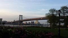 Harrison's latest photo of the Brooklyn Bridge. (Denvineto Benvineto) Tags: city bridge newyork brooklyn manhatten eastcoast