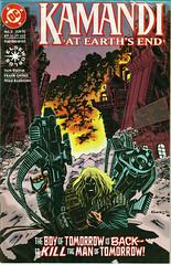 Kamandi Earth's End No 1 (Trevor Durritt) Tags: comic ebay cover kamandi