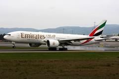 Emirates A6-EWJ, OSL ENGM Gardermoen (Inger Bjrndal Foss) Tags: norway emirates boeing 777 osl gardermoen engm a6ewj