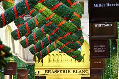 Brasserie Blanc (CGilles7) Tags: christmas greatbritain london unitedkingdom noel londres coventgarden 2013 brasserieblanc gilles7