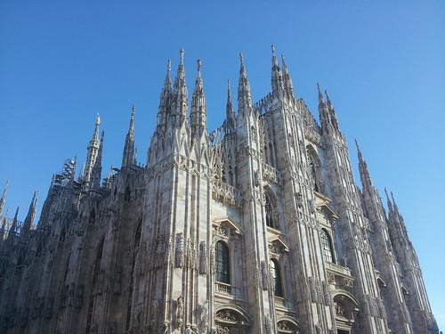 Visite du Duomo à Milan