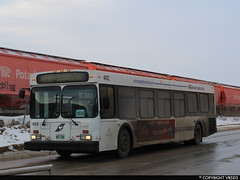 Winnipeg Transit #482 (vb5215's Transportation Gallery) Tags: winnipeg transit 1999 new flyer d40lf
