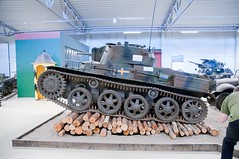 """Stridsvagn m-38 7 • <a style=""""font-size:0.8em;"""" href=""""http://www.flickr.com/photos/81723459@N04/32875353560/"""" target=""""_blank"""">View on Flickr</a>"""