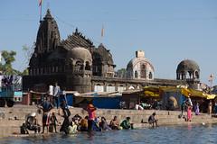 Nasik - Naroshankar Temple (JohnMawer) Tags: nasik nashik maharashtra india in