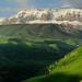 Shahdag mountain