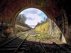Sunlight (Jason_Hood) Tags: disused abandoned railway railroad southstaffordshireline southstaffordshirerailway dudleytunnel tunnel dudley