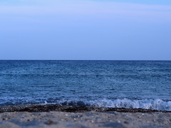 breaking waves (Nikos Karatolos) Tags: posidi chalkidiki greece sea late afternoon waves water summer