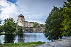 Olavinlinna (Nilamalin91) Tags: olavinlinna savonlinna castle savonia summer finland suomi borg fästning slott history