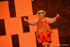 Plopsaland De Panne - 4 maart 2017 (Matthias Daelemans) Tags: kabouter plop klus carnaval show plopsa theater