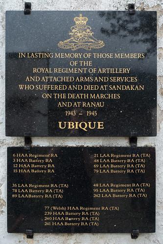 Kundasang war memorial, Borneo