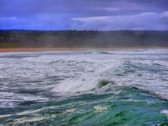 sml-fhdr-DSCN0167 (elphweb) Tags: roughseas roughsea ocean nsw australia sea water waves breakers storm coast coastal falsehdr fhdr bigwaves bigsurf surf foam mist
