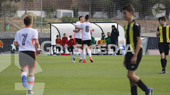 """Liga autonómica infantil. Valencia C.F. SAD """"A""""  - C.D. Roda """"A"""""""