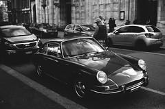 Porsche (mercurmas) Tags: canonet ql17 film analog analogue canon adox cms 20