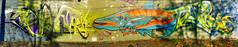 Artists: Ceon One, Tali (pharoahsax) Tags: graffiti karlsruhe ka pmbvw bw baden württemberg süden deutschland kunst art streetart street urban urbanart paint graff wall germany artist legal mural painter painting peinture spraycan spray writer writing artwork tag tags worldgetcolors world get colors ceon tali