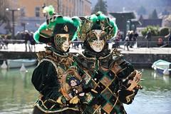 Carnaval vénitien Annecy 2017 (joménager) Tags: hautesavoie carnaval annecy costume masque nikonpassion io52j25lbwvudc9mkhrlig nikon afs 24120 f4 do5uaxrpzw4 d3thonon les bains france fr évènementfête vénitien