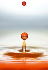 Time stood still (Wim van Bezouw) Tags: water drop pluto splash sony ilce7m2 valve highspeed plutotrigger strobist
