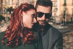 L&P (Mary-Eloise) Tags: portrait nikon d90 people love couple engagement