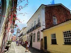 Pelourinho (Miriam Cardoso de Souza) Tags: pelourinho brasil ruas salvador photo world turismo arquitetura