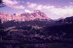 Cortina d'Ampezzo (>Ace<) Tags: fujit64 rtp xpro cross process minox35gt