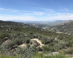 073 Driving Back Towards Hemet (saschmitz_earthlink_net) Tags: 2017 california orienteering campscherman girlscoutcamp sanbernardinonationalforest sanjacintomountains laoc losangelesorienteeringclub