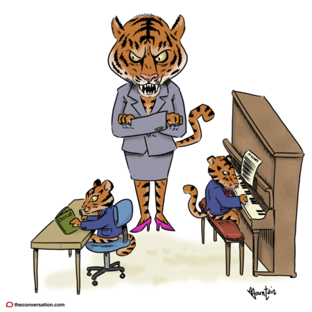 Parent Tiger to corral fathers: what says science about the most popular styles of parenting
