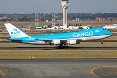 PH-CKC KLM Cargo 747-400F (Centreline Photography) Tags: airport runway plane planes aeroplane aircraft planespotting canon aviation flug flughafen airliner airliners spotting spotters airplanes airplane flight johannesburg ortambo jnb faor gauteng southafrica africa chrishall centrelinephotography aviationphotography