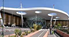 Menara 1 (Xevi V) Tags: menara isiplou marràqueix marrakesh marrakech marroc morocco aeroportdemarràqueixmenara architecture arquitectura