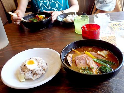 2014年6月2日の昼ご飯
