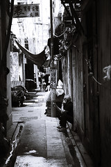 A quiet corner (Chris of Arabia) Tags: hongkong kowloon shamshuipo