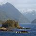 Approaching Sitka, Alaska