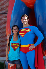 2014 Superman Celebration (mikes-photomemories) Tags: illinois cosplay dean superman celebration batman metropolis supergirl superheroes catwoman cosplayers cain 2014