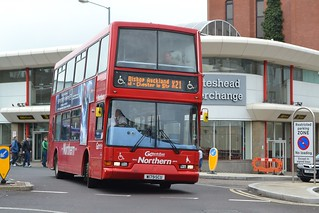 Go North East 3869 W179SCU