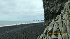 IMG_4386 (Kristinn Kjartansson) Tags: black beach landscape iceland reynisfjara reynisdrangar reynisfjall mrdalur hlsanefshellir djpaleiti reynishfn