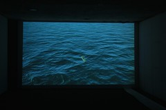 """DEPTH CHARGE"" / ""ISOLATION TANK, 2010 - 2011"" / Gary Hill (USA)."