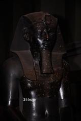 Dark Figure (EJ Images) Tags: uk england sculpture slr london statue museum nikon nef egypt pharaoh dslr britishmuseum thebritishmuseum ancientegypt 2014 nikonslr d90 londonmuseum nikondslr nikond90 18105mmlens ejimages dsc0232n
