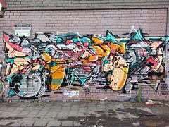 DEM.189...Fitzroy, Melbourne.. (colourourcity) Tags: streetart monster graffiti awesome melbourne f1 formulaone burner lbd melbournegraffiti melbournestreetart f1crew freshones dem189 burncity bigburners monstreviande colourourcity