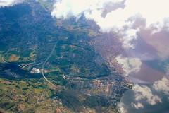 Stepping back even further... (oobwoodman) Tags: lake schweiz switzerland see suisse lac aerial lman vevey lakegeneva vaud luftaufnahme genfersee aerien swissriviera gvazrh
