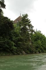 Hardturm ( Turm - Tower => erbaut im 13. Jahrhundert ( evtl. 1208 ) von der Familie Manesse ) an der Limmat ( Fluss - River ) am Letzigraben in der Stadt Zrich im Kanton Zrich in der Schweiz (chrchr_75) Tags: tower juni river schweiz switzerland suisse swiss stadt zrich christoph svizzera fluss turm limmat 2014 hardturm mittelalter suissa 1406 chrigu wehrturm mittelalterlicher stadtzrich chrchr hurni chrchr75 wohnturm chriguhurni chriguhurnibluemailch albumstadtzrich juni2014 albumschweizerschlsserburgenundruinen albumlimmat hurni140613