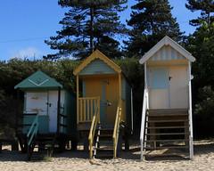 IMG_7527 (steven.kemp) Tags: beach norfolk wells hut wellsnextsea